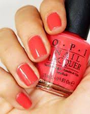 opi nail polish new orange coral ebay