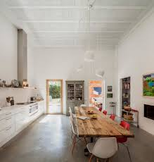 One Wall Kitchen Ideas by Galeria De Casa 1101 H Arquitectes 2 Ideas And 2