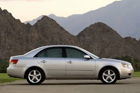 2007 hyundai sonata pictures history value research news