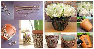 Decorate A Vase Diy Garden Pots Decoration Ideas That U0027ll Blow Your Mind