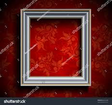 Picture Frame On Wall by Picture Frame On Grunge Wall Vintage Stock Vector 96872008