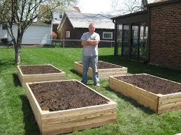 Raised Gardens Ideas Lofty Inspiration 3 Raised Garden Bed Designs Gardening Bed Ideas