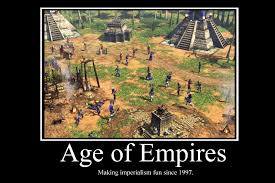 age of empires demotivator by party9999999 on deviantart