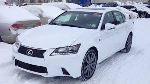 lexus gs 350 liquid platinum 2014 lexus gs 350 awd f sport package review in white edmonton