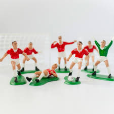 football cake toppers football team cake topper set pretty party shop
