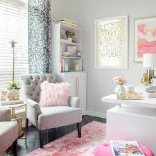 Home Office Decor Best 25 Cute Office Ideas On Pinterest Pink Office Pink Office