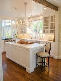 island in a kitchen modren chandelier kitchen island d to ideas