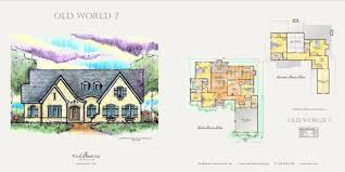 old world floor plans luxe homes design build old world style residences