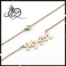 Customized Necklace Personalized Name Sarah Custom Necklace Daily Wear Jewelry Sarah