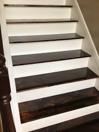What Is A Banister On Stairs by Remodelaholic 60 Carpet To Hardwood Stair Remodel