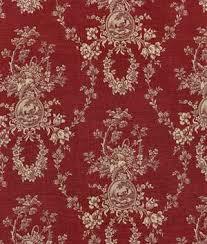 Red Drapery Fabric Waverly Drapery Fabric Onlinefabricstore Net