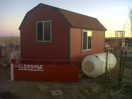 tuff shed living little house in the valley