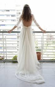 robe de mariã e dentelle dos trouvez la meilleure robe de mariée avec manches archzine fr