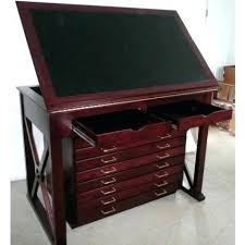 Drafting Table Storage Drafting Table With Storage Desk Artist Supply Coaster Furniture