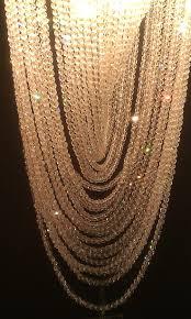Chandelier Strands 22 Best Chandeliers Images On Pinterest Crystal Chandeliers