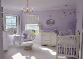 liesl u0027s lavender nursery wall paint colours white white and