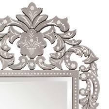 Designer Mirrors by Venetian Style Designer Mirror Hre 106 Accent Mirrors