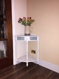 Gumtree Console Table Hand Painted Shabby Chic Corner Console Table In Kelty Fife
