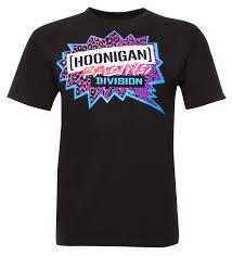 hoonigan racing logo hoonigan t shirt hrd burst logo black maciag offroad