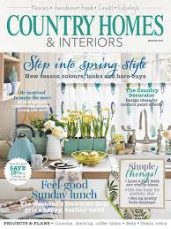 Country Homes Interiors Country Homes U0026 Interiors March 2015 Revistas Pinterest