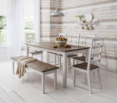 Dining Room Table Bench Set by Dining Room Table Chic Dining Table Bench Seat Design Ideas