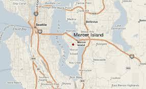 mercer map mercer island location guide