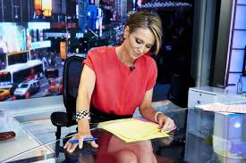 how to cut your hair like amy robach amy robach of good morning america details breast cancer battle