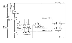 single phase voltage regulator full wave techy at day blogger