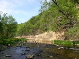 Mn State Parks Map Whitewater State Park Wikipedia