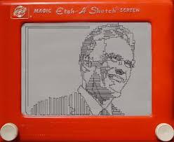 larry roibal etch a sketch