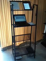 Lifehacker Standing Desk Ikea Lovely Inspiration Ideas Ikea Standing Desk Hack The Best Ikea