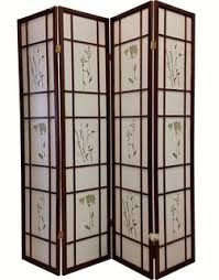 Folding Room Divider by Asian Screens U0026 Room Dividers Oriental Furnishings