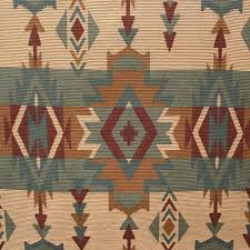 Southwestern Style Curtains What Color Curtains And Rug Would Go Best With Southwestern Decor