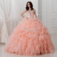 coral quince dress coral quinceanera dresses naf dresses