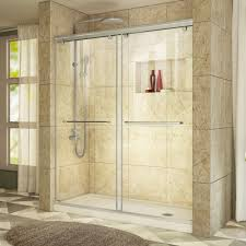 sterling accord 36 in x 60 in x 74 1 2 in shower kit with seat