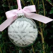 personalized wedding christmas ornament best customized baby christmas ornament products on wanelo