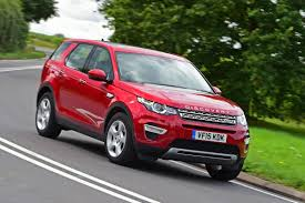land rover discovery sport red new land rover discovery sport hse 2015 review auto express