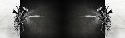 halloween background split monitor dual screen wallpaper wallpapersafari