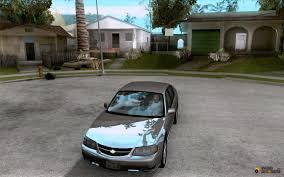nissan impala impala 2003 for gta san andreas