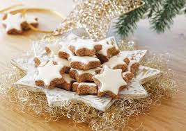 cinnamon stars zimtsterne the best christmas cookie of all time