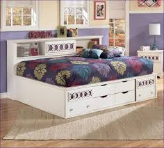 bedroom awesome full size mattress frame white queen bed frame