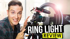 camera and lighting for youtube videos ring light for youtube videos review video lighting tips youtube