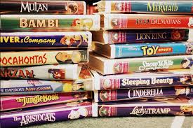 disney vhs tapes are selling for 500 on ebay how much are yours