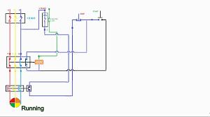 dol starter wiring diagram for single phase motor the best