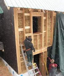 straw bale walls for northern climates greenbuildingadvisor com