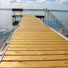 your complete guide to dock decking choices shoremaster