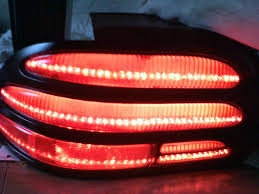 1994 mustang tail lights vertical vs horizontal taillights archive sn95forums the only