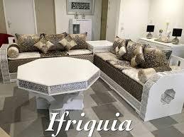 photo canapé marocain ifriquia valence salons orientaux sur mesure valence 26000