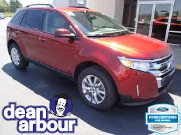 used 2014 ford edge for sale tawas city mi