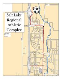 Slc Airport Map Regional Athletic Complex Salt Lake City The Official City
